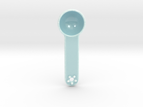 Tablespoon in Gloss Celadon Green Porcelain
