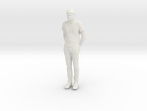 Printle C Homme 766 - 1/24 - wob in White Natural Versatile Plastic