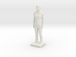 Printle C Femme 633 - 1/24 in White Natural Versatile Plastic