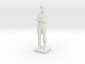 Printle C Femme 637 - 1/24 in White Natural Versatile Plastic