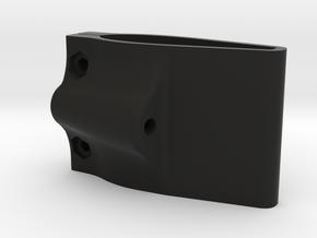 Hang Glider Slipstream Profile Vario Mount in Black Natural Versatile Plastic