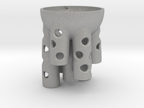 tube sponge in Aluminum: Large