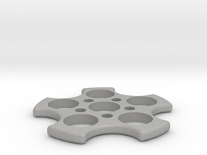 Fidget Spinner in Aluminum