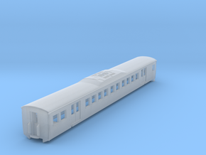 NPH4 - V/Line BH 152-153 Interurban Car -N Scale in Smooth Fine Detail Plastic