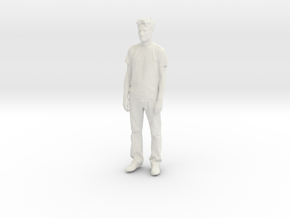 Printle Homme 782 - 1/24 - wob in White Strong & Flexible