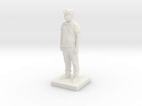 Printle C Kid 199 - 1/24 in White Strong & Flexible