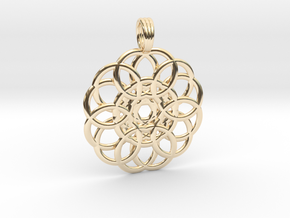 WELLSPRING in 14K Yellow Gold