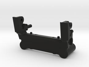 045007-03 AMPRO Hornet Shock & Wing Mount, HD in Black Natural Versatile Plastic