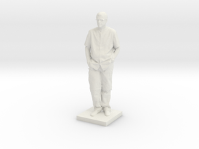Printle C Homme 791 - 1/24 in White Natural Versatile Plastic