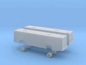 NABI 416 (set of 2); AC Transit bus 2900/3100 in Smooth Fine Detail Plastic