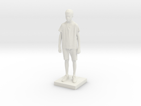 Printle C Kid 207 - 1/24 in White Natural Versatile Plastic