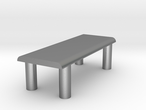 Just A Table in Natural Silver