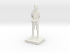 Printle C Kid 215 - 1/24  in White Natural Versatile Plastic