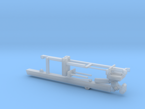 Small Crane Boom 1-87 HO Scale in Smooth Fine Detail Plastic