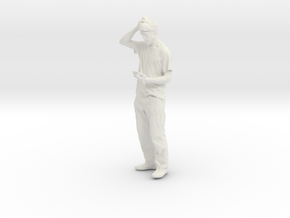 Printle C Homme 807 - 1/24 - wob in White Strong & Flexible