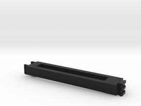 Proton XB-10 215mm Extension in Black Natural Versatile Plastic