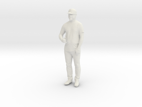Printle C Homme 812 - 1/24 - wob in White Strong & Flexible