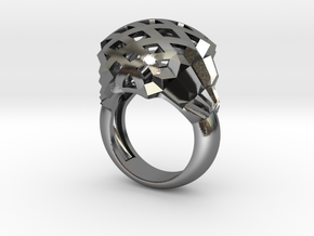LIONING in Polished Silver: 9 / 59