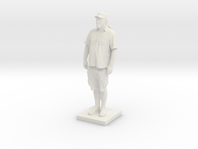 Printle C Homme 813 - 1/24 in White Strong & Flexible