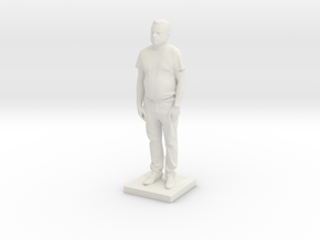 Printle C Homme 817 - 1/24 in White Strong & Flexible