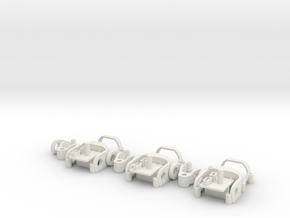 PDU030h 3x in White Strong & Flexible