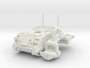 MG100-NATO03A M981 FIST in White Natural Versatile Plastic