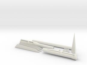 Yondu Udonta's Yaka Arrow  in White Natural Versatile Plastic