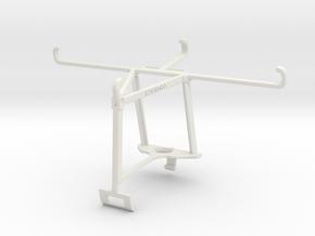 Controller mount for Xbox One S & Posh Volt Max LT in White Natural Versatile Plastic