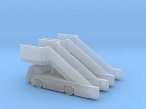 GSE 1:200 2x Airstairs in Smooth Fine Detail Plastic