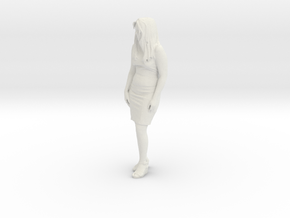 Printle C Femme 307 - 1/35 - wob in White Strong & Flexible