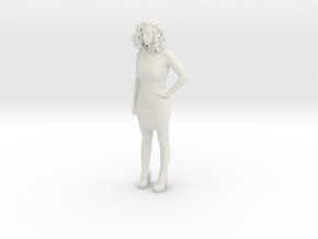 Printle C Femme 311 - 1/35 - wob in White Strong & Flexible