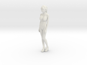 Printle C Femme 314 - 1/35 - wob in White Strong & Flexible