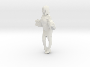 Printle C Femme 323 - 1/35 - wob in White Strong & Flexible
