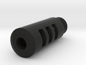Echo Flash Compensator (Self-Cutting) in Black Strong & Flexible