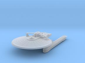 Kittly Hawk Class  Destroyer in Smooth Fine Detail Plastic