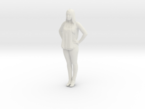 Printle C Femme 330 - 1/32 - wob in White Strong & Flexible