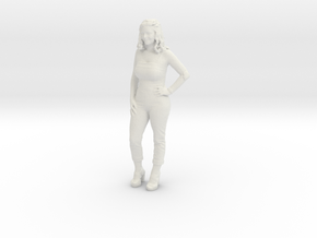 Printle C Femme 334 - 1/32 - wob in White Strong & Flexible