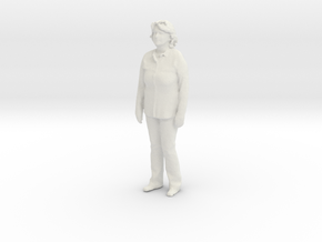 Printle C Femme 340 - 1/32 - wob in White Strong & Flexible