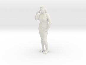 Printle C Femme 351 - 1/32 - wob in White Strong & Flexible