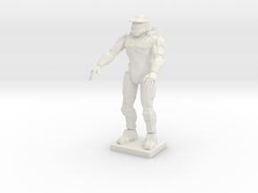 Printle C Homme 867 - 1/24 in White Strong & Flexible