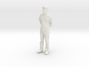 Printle C Homme 089 - 1/43.5 - wob in White Strong & Flexible