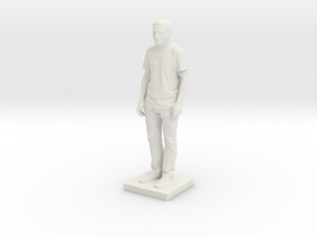 Printle C Homme 772 - 1/24 in White Strong & Flexible