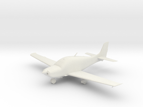 Cirrus SR20 in White Strong & Flexible