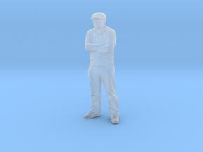 O Scale Dapper Dan in Frosted Ultra Detail