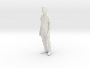Printle C Homme 093 - 1/43.5 - wob in White Strong & Flexible