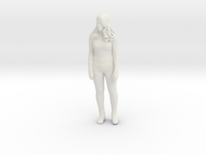 Printle C Femme 226 - 1/24 - wob in White Strong & Flexible