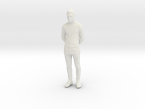Printle C Homme 822 - 1/24 - wob in White Strong & Flexible
