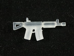 M&P15 in Frosted Extreme Detail
