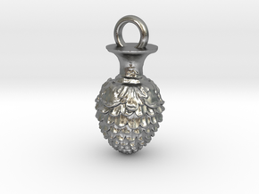 Artichoke in Natural Silver