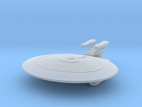 Nebula Class (Prototype #2) 1/8500 in Smooth Fine Detail Plastic